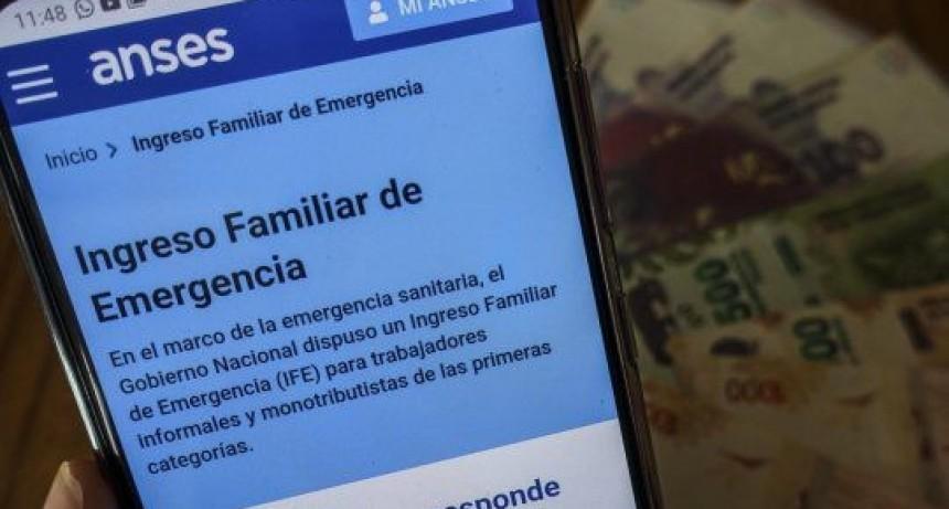 Ingreso Familiar de Emergencia: cerca del 62% de los beneficiarios son trabajadores informales o están desocupados