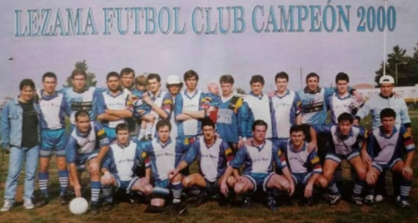 20 años del Lefu Campeón