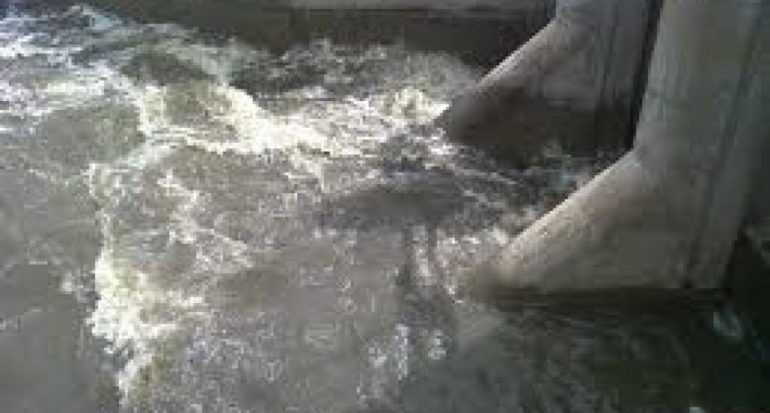 Harispe solicitó a la provincia que administre un protocolo para el manejo de la compuerta de barrancas y un sistema de regulación para la horqueta