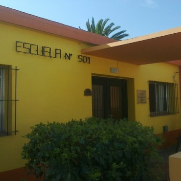 40 años cumple la Escuela de Educación Especial Nº 501