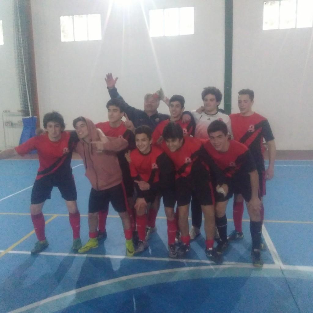 El Futsal Sub 18 a Mar del Plata