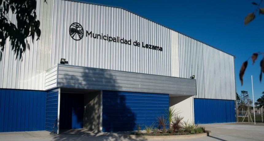 Se inauguró el Polideportivo Municipal