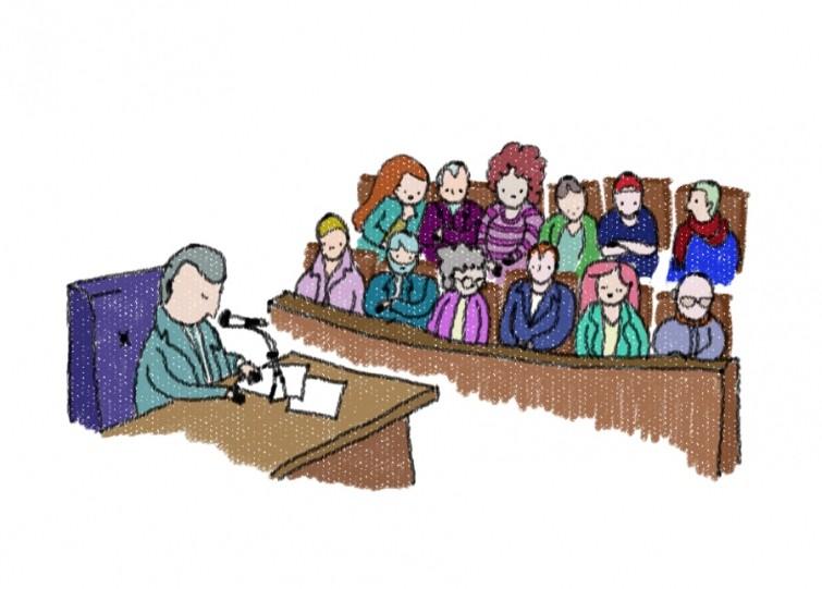 Juicios por jurados: cuáles fueron los DNI sorteados para integrar tribunales en 2022