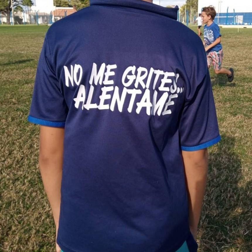 Volvió el fútbol infantil