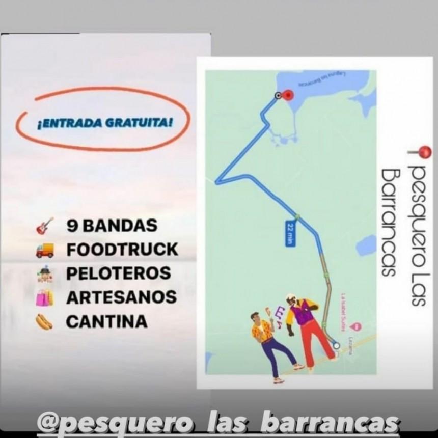 Música en Pesquero Las Barrancas