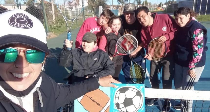 Escuela Municipal de Tenis