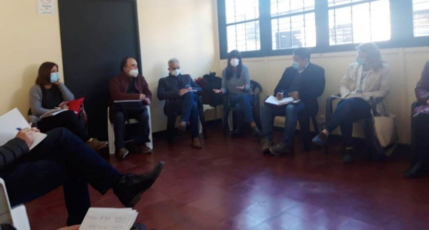 Lezama presente en la Jornada Regional de Rehabilitación
