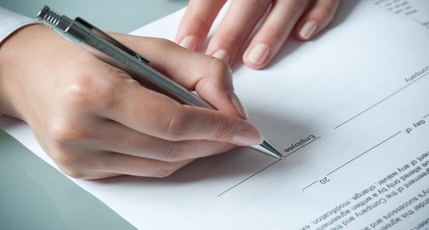 Se firmarán los boletos de compraventa de los lotes del Plan Familia Propietaria