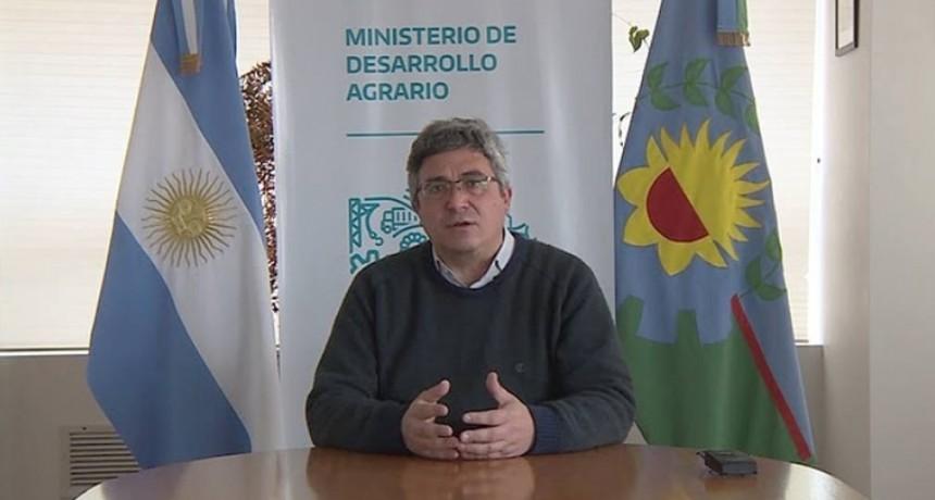 El Ministro de Desarrollo Agrario de la Provincia visitará Lezama