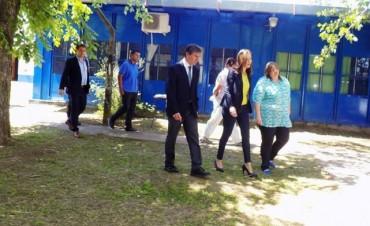 María Eugenia Vidal visitó la ciudad