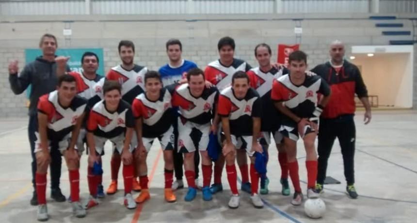 Futsal en el Polideportivo