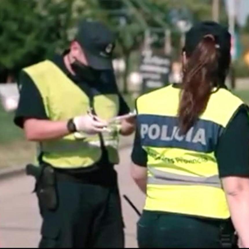 El municipio agasajará al personal de seguridad por su labor en los controles