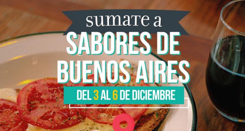 """Se invita a locales gastronómicos de Lezama a participar del festival """"Sabores de Buenos Aires"""""""