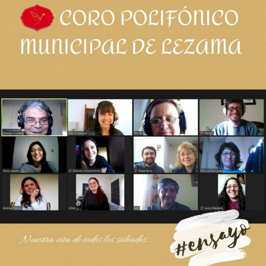 25 años del debut del Coro Polifónico Municipal