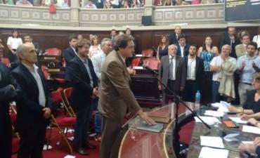 Eligió el Senado nuevas autoridades