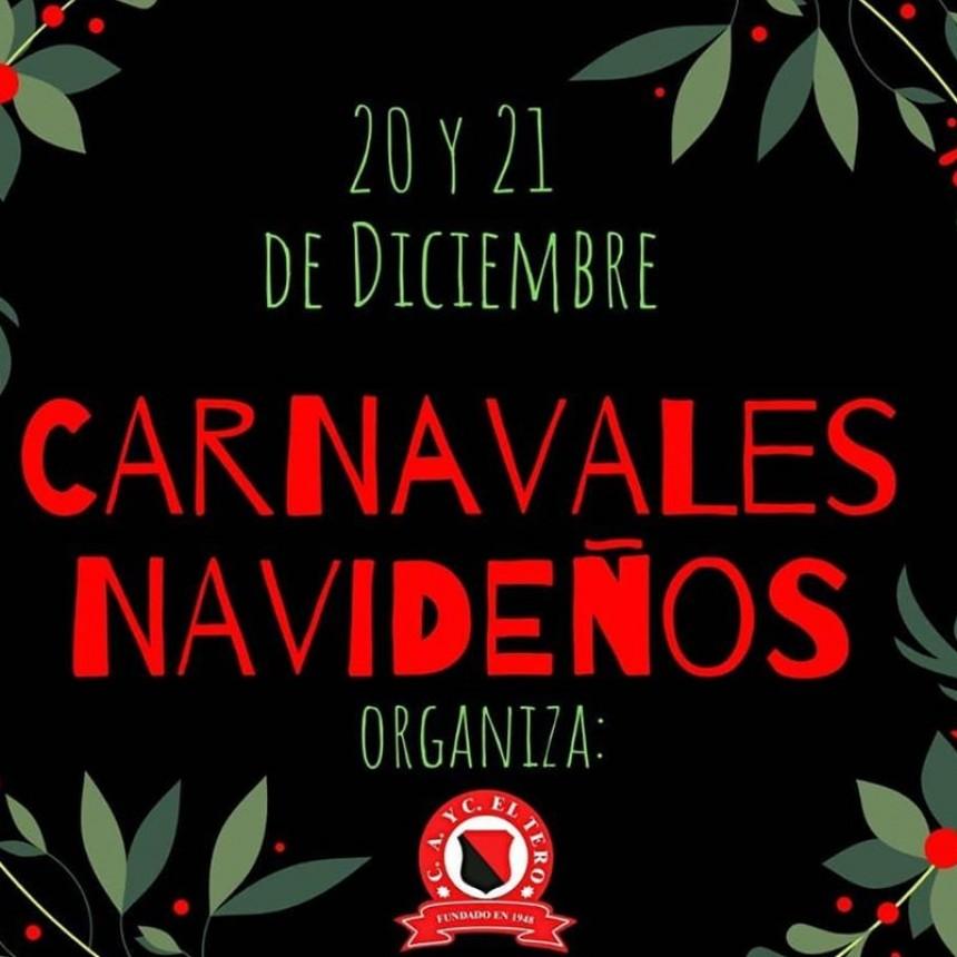 ¡Vuelven los Carnavales Navideños !